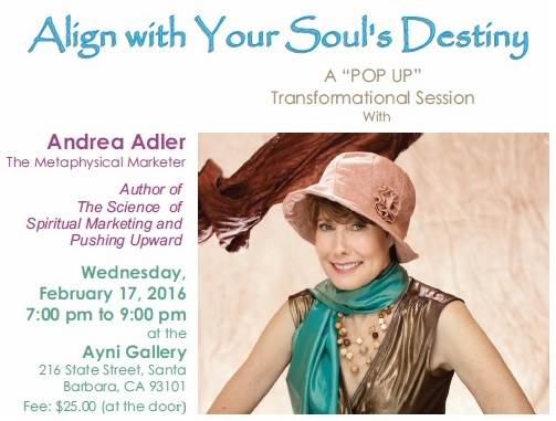 Align with Your Soul's Destiny presentation