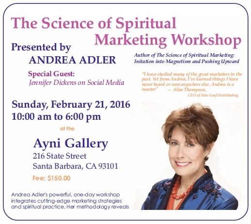 Science of Spiritual Marketing Workshop